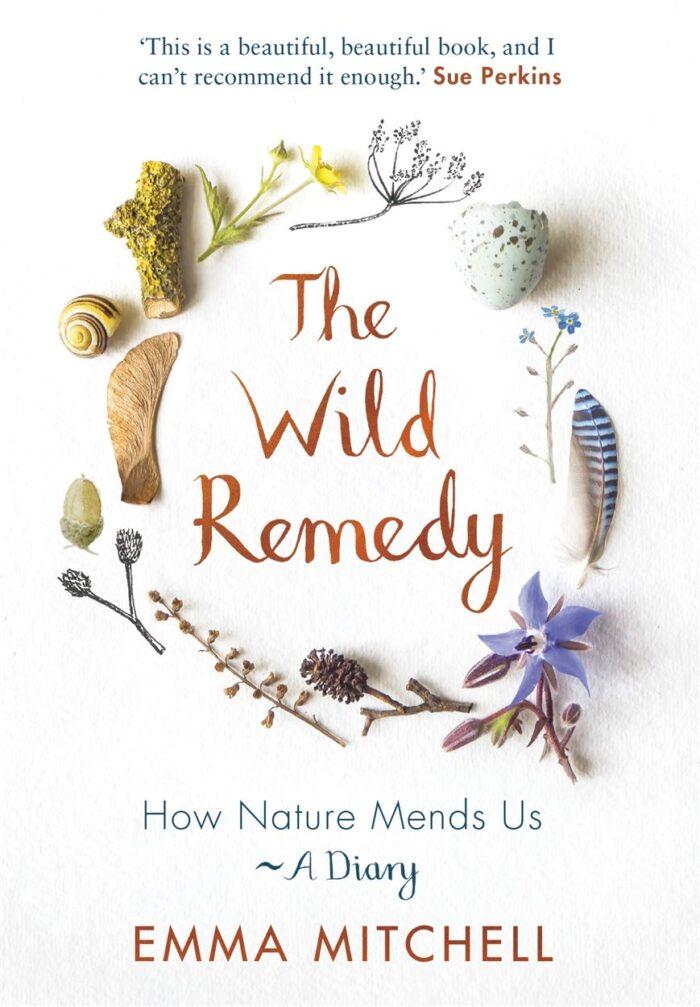 Combe Grove Books The Wild Remedy Cover