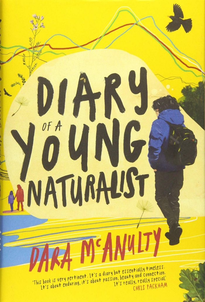 Combe Grove Books Diary of a young Naturalist cover