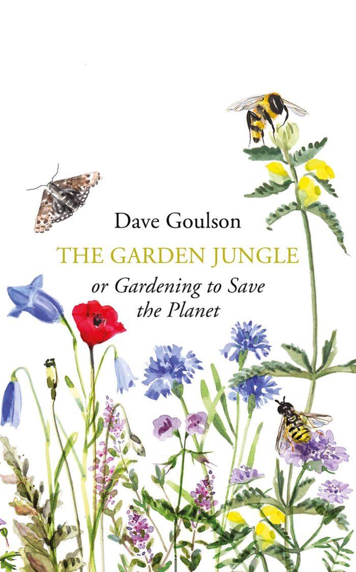 Combe Grove Books The garden Jungle Cover