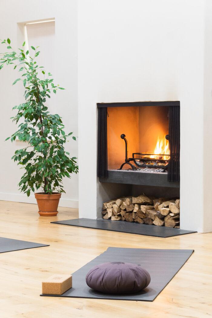 The Oak Room Yoga at Combe Grove