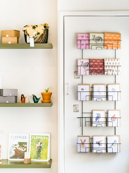 The Caff in the Courtyard Shop Products - Cards