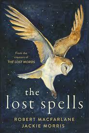 Combe Grove Books the lost spells cover