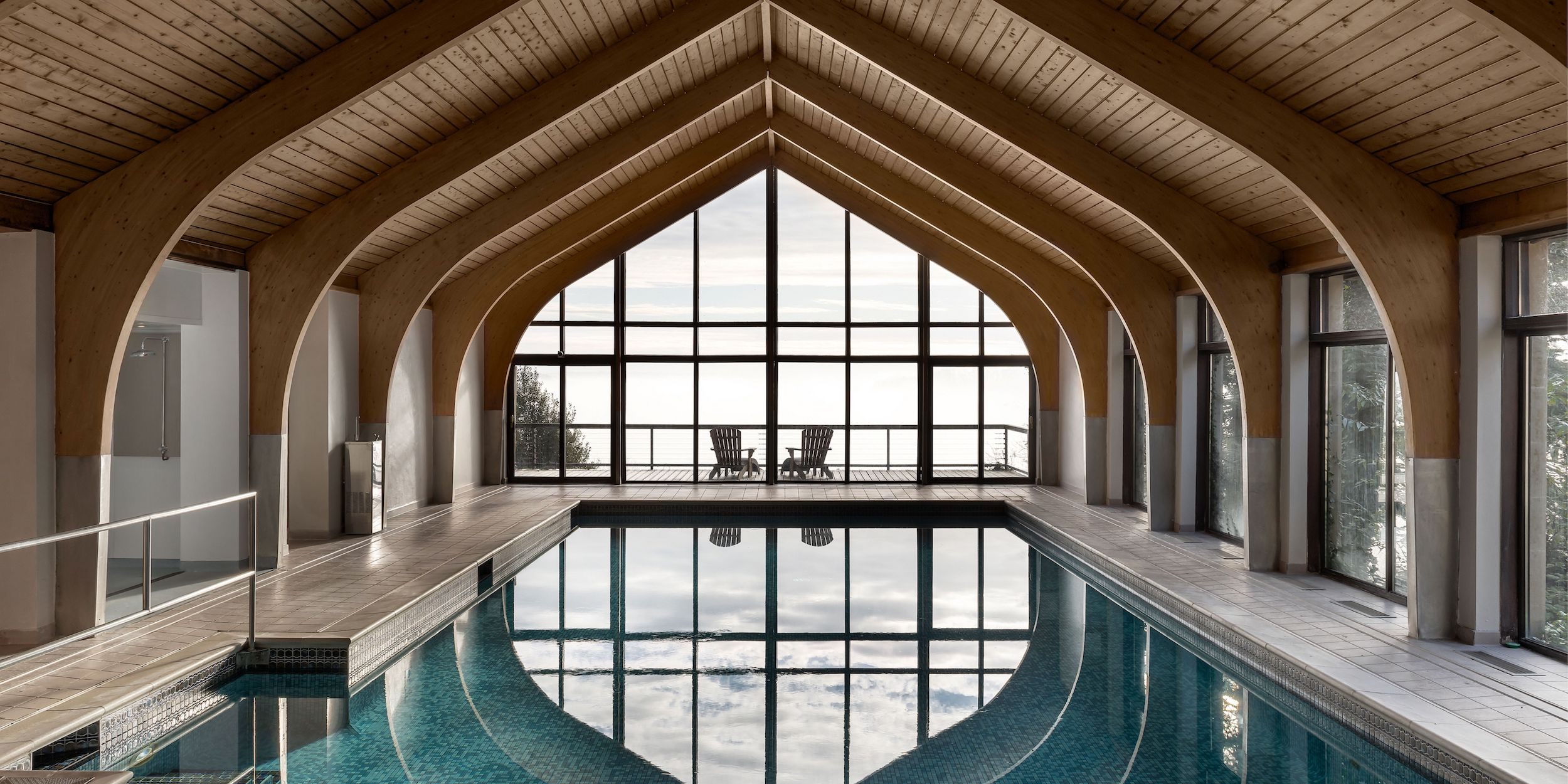 Combe Grove pool