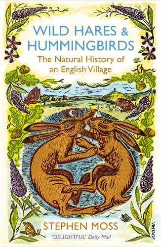 Wild Hares and Hummingbirds by Stephen Moss Book Cover