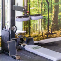Combe Grove Gym in Bath newly-refurbished equipment